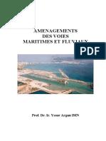 Amenagements Des Voies Maritimes Et Fluv