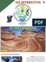 EF06CI12 - Tipos de Rochas