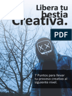 Booklet Despierta Tu Bestia Creativa