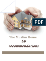 The Muslim Home _ 40 recommendations.pdf