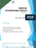 1. Introduccion Al Derecho Internacional Publico