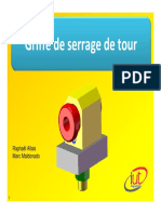 GRIFFE de TOUR - Modele de Diaporama