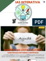 EF06CI10 - Substâncias Lícitas e Ilícitas