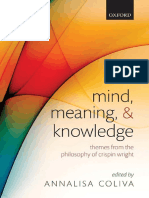 Annalisa Coliva - Mind, Meaning, and Knowledge_ Themes from the Philosophy of Crispin Wright (2012, Oxford University Press).pdf