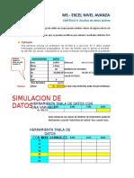 2.- CAPITULO II. Analisis de Datos Avanzados