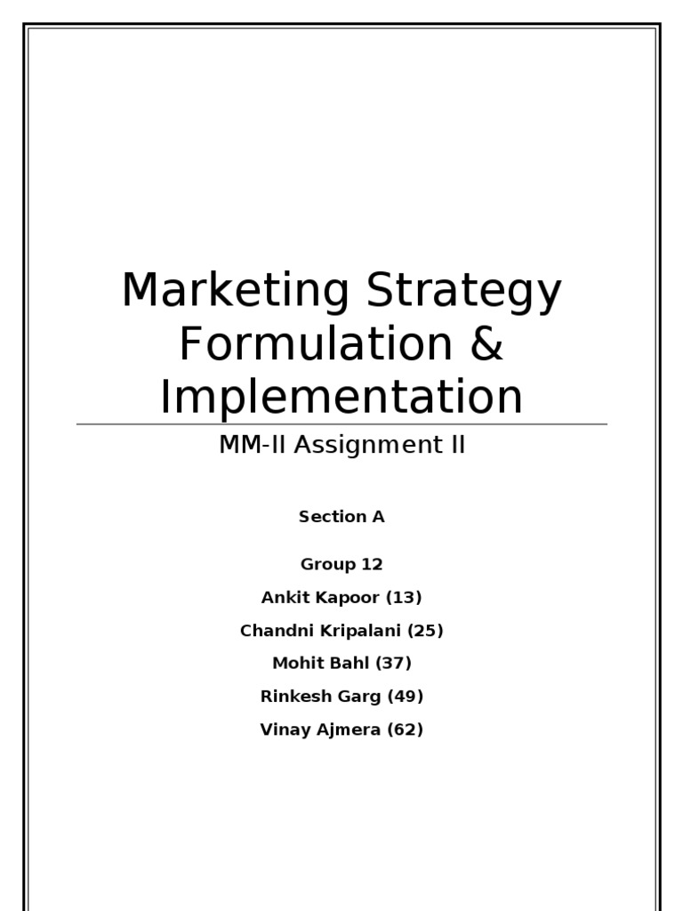 lakme marketing strategies Marketing mix product, price, place and promotion marketing mix: product challenges in creating new products idea shortage fragmented markets social & governmental.