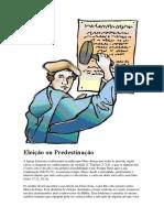 Hipster Luterano - Eleição Ou Predestinação