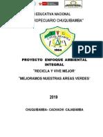 Institución Educativa Chuquibambapeai