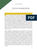 David Graeber y los nuevos Anarquistas