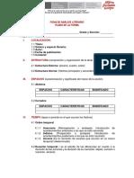Ficha de Anàlisis Del Texto Dramàtico