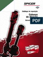 Spicer Catalogo Colunas de Direção Veiculos Pesado 2019