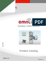 Omni Bas Outdoor Product Catalog