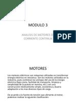 MODULO 3 ANALISIS DE MOTORES DE CORRIENTE CONTINUA.pdf