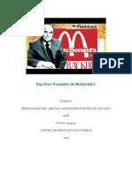 Ray Kroc Fundador de McDonald.docx