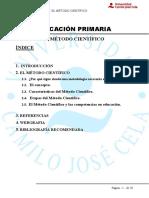 01 CCEXP Método Científico