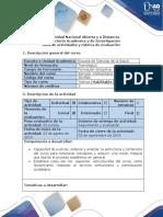 Guia de Actividades y Rubrica de Evaluacion Fase 0 - Estructura Del Curso