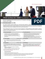 07 - ISO 19600 Foundation Brochure