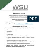 CHE31M5 project 2019 pdf.pdf