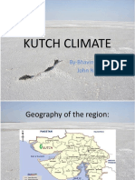 Kutch Climate