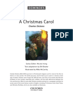 Dominoes Starter Christmas Carol Pages