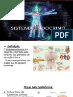 PPT - Sistema Endocrino