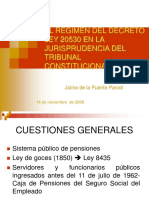 Regimen DL 20530