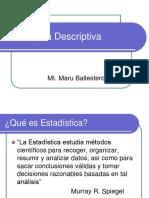 MTC y dispersión