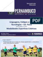 Modalidades esportivas coletivas.ppt