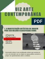 QUIZ ARTE CONTEMPORÂNEA.pptx