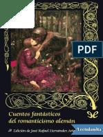 Cuentos fantasticos del romanticismo aleman - AA VV.pdf