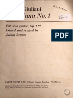 Mauro Giuliani-Rossiniana no 1 op 119 [Bream]