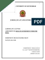 Vishal Labour Law 1