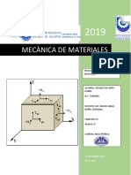 Investigaciòn t4 Mecanica de Materiales