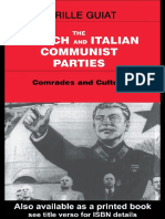 [Cyrille Guiat] the French and Italian Communist P(Z-lib.org)