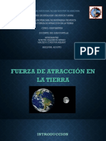 FUERZA DE ATRACCION  EN LA TIERRA.pptx