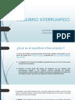 EQUILIBRIO INTERRUMPIDO.pptx