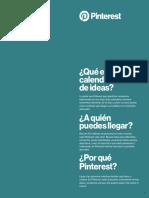 Calendario de Ideias - Sudamérica