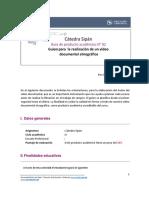 Guia PA_02 GUION de VIDEO DOCUMENTAL Catedra 2019_II.docx