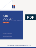 2019 Joyhi Evaporative Air Cooler Catalogue