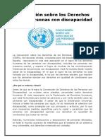Convención sobre los Derechos de las personas con discapacidad.docx