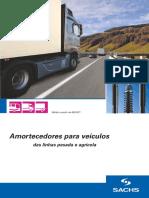 Sachs Catalogo Amortecedores Veiculos Pesado 2017
