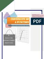 Calculus Module 1