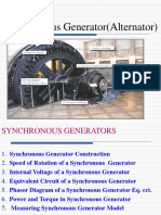Syncgronous Generator Updated