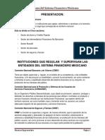 Comisiones Del Sistema Financiero Mexicano