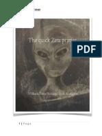 The Quick Zeta Primer