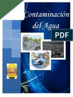 Informe de Contaminacion de Aguas