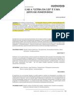 Lênio Streck - Quem cumpre a letra da lei é positivista....pdf