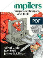 Compilers, principles, techniques, and tools - Aho, Alfred V;Sethi, Ravi;Ullman, Jeffrey D., 1942-