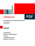 Odtug2007 Managing Apex