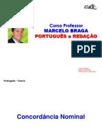 Estudo Da Concordancia Nominal
